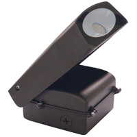 Nuvo 65/102 Signature LED 7 inch Bronze Outdoor Light