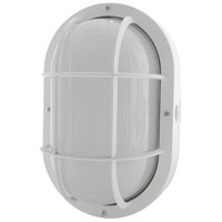 Signature LED 6 inch White Bulkhead
