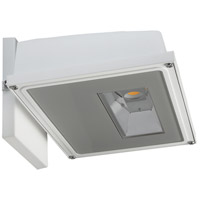 Nuvo 65/154 Signature LED 5 inch White Outdoor Wall Mount