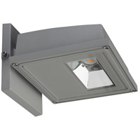 Nuvo 65/155 Signature LED 5 inch Gray Outdoor Wall Mount