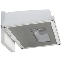 Nuvo 65/166 Brentwood LED 5 inch White Outdoor Wall Mount