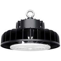 Nuvo 65/185 Brentwood LED 9 inch Black High Bay