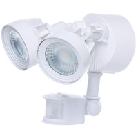 Signature LED 7 inch White Security Light, with Motion Sensor