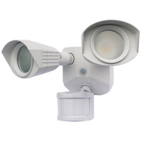 Nuvo 65/211 Signature LED White Security Light