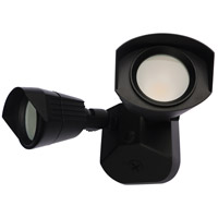 Nuvo 65/220 Signature LED Black Security Light