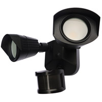 Nuvo 65/221 Signature LED Black Security Light