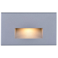 Nuvo 65/412 Signature 277V 5 watt Gray Step Light