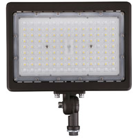 Nuvo 65/615 Brentwood LED 2 inch Bronze Flood Light