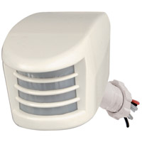 Nuvo Lighting Signature Outdoor Motion Sensor in White 76/500