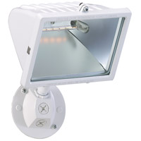 Nuvo Lighting Signature 1 Light Outdoor Flood Light in White 76/514