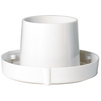 Nuvo Lighting Signature 1 Light Outdoor Accessory in White 77/693