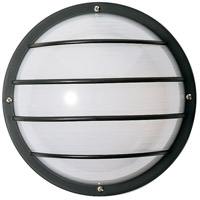 Signature 1 Light 10 inch Black Outdoor Wall Light