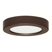 Blink LED 8 inch Bronze Flush Mount Ceiling Light, Satco,Round