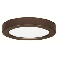 Nuvo S9330 Blink LED 7 inch Bronze Flush Mount Ceiling Light Round
