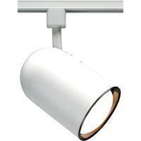 Nuvo TH208 Signature 1 Light White Track Lighting Ceiling Light