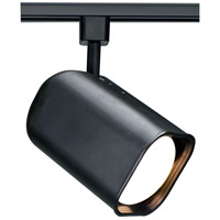 Nuvo Lighting Signature 1 Light Track Lighting in Black TH213