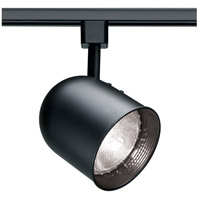 Nuvo Lighting Signature 1 Light Track Lighting in Black TH217