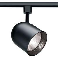 Nuvo TH217 Signature 1 Light Black Track Lighting Ceiling Light