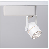 Nuvo TH267 Signature 1 Light White Track Lighting Ceiling Light