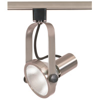 Nuvo Lighting Signature 1 Light Track Lighting in Brushed Nickel TH301