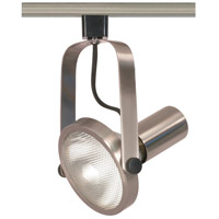 Nuvo Lighting Signature 1 Light Track Lighting in Brushed Nickel TH302
