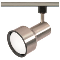 Nuvo Lighting Signature 1 Light Track Lighting in Brushed Nickel TH304