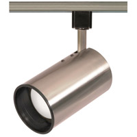 Nuvo Lighting Signature 1 Light Track Lighting in Brushed Nickel TH307