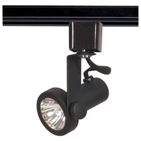 Nuvo Lighting Signature 1 Light Track Lighting in Black TH322