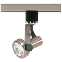 Nuvo Lighting Signature 1 Light Track Lighting in Brushed Nickel TH323