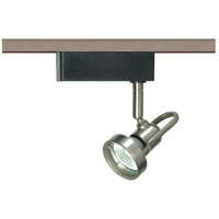 Nuvo Lighting Signature 1 Light Track Lighting in Brushed Nickel TH328