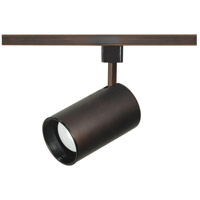 Nuvo Lighting Signature 1 Light Track Head in Russet Bronze TH343