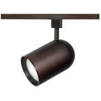 Nuvo Lighting Signature 1 Light Track Head in Russet Bronze TH346