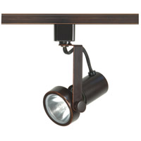 Nuvo Lighting Signature 1 Light Track Head in Russet Bronze TH347