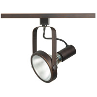 Nuvo Lighting Signature 1 Light Track Head in Russet Bronze TH348