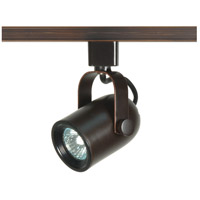 Nuvo Lighting Signature 1 Light Track Head in Russet Bronze TH351