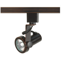Nuvo Lighting Signature 1 Light Track Head in Russet Bronze TH352