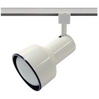 Nuvo Lighting Signature 1 Light Track Head in White TH355
