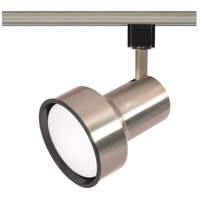 Nuvo Lighting Signature 1 Light Track Head in Brushed Nickel TH357
