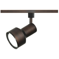 Nuvo Lighting Signature 1 Light Track Head in Russet Bronze TH358