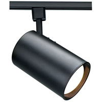 Nuvo Lighting Signature 1 Light Track Head in Black TH362