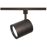 Nuvo Lighting Signature 1 Light Track Head in Russet Bronze TH364