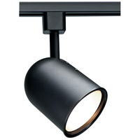 Signature 1 Light Black Track Head Ceiling Light