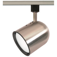 Nuvo Lighting Signature 1 Light Track Head in Brushed Nickel TH367