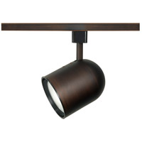 Nuvo Lighting Signature 1 Light Track Head in Russet Bronze TH368