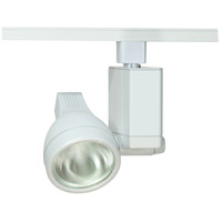 Nuvo Lighting Signature 1 Light Track Head in White TH381