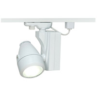 Nuvo Lighting Signature 1 Light Track Head in White TH385