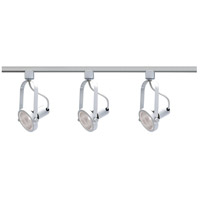 Nuvo Lighting Signature 3 Light Track Lighting in White TK316