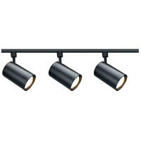 Nuvo Lighting Signature 3 Light Track Lighting in Black TK319