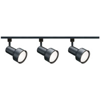 Nuvo Lighting Signature 3 Light Track Lighting in Black TK321