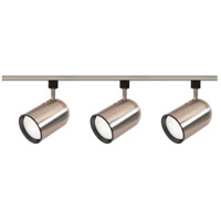 Nuvo Lighting Signature 3 Light Track Lighting in Brushed Nickel TK342